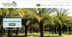 Site Palmeiras do Vale